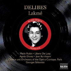 Delibes - Lakme (CD)