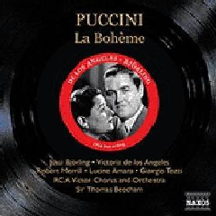 Puccini - Puccini:La Boheme (CD - 2 discs)