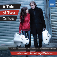 Lloyd Webber, Julian & Jiaxin - A Tale Of Two Cellos (CD)