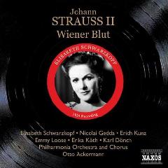 Johann Strauss Ii - Wiener Blut (CD)