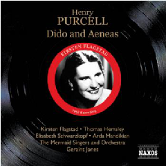 Purcell - Dido & Aeneas (CD)