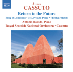 Cassuto, A - Return To The Future / Song Of Loneliness (CD)