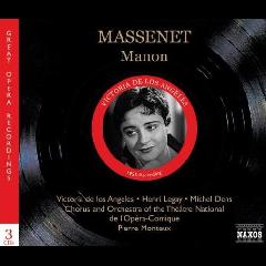 Massenet: Manon - Manon (CD)