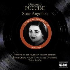 Puccini: Suor Angelica - Suor Angelica (CD)