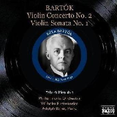Bartok: Violin Concerto/sonata - Violin Concerto / Sonata (CD)