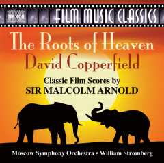 Moscow So / William Stromberg - The Roots Of Heaven / David Copperfield (CD)