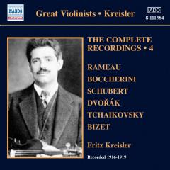 Various: Kreisler Vol 4 - Kreisler - Vol.4 (CD)