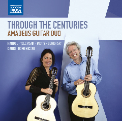 Amadeus Guitar Duo - Guitar Duo Recital (CD)