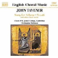 Tavener - Christmas Proclamation Choral Music (CD)