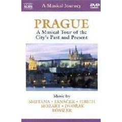 A Musical Journey - Prague - Various Artists (DVD)