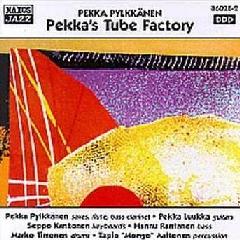 Pylkkanen - Pekka'S Tube Factory (CD)