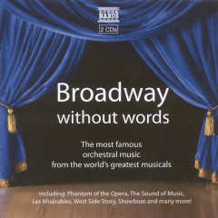 Broadway Without Words - Various Artists (CD)