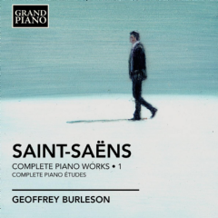 Saint-saens - Piano Works - Vol.1 (CD)