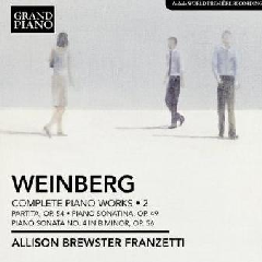 Allison Brewster Franzetti - Complete Piano Works - Vol.2 (CD)