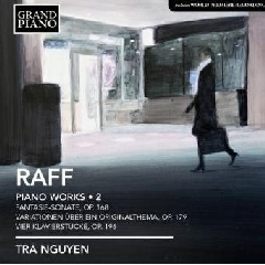 Tra Nguyen - Complete Piano Works - Vol.2 (CD)
