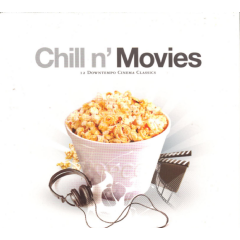 Chill 'n Movies - Various Artists (CD)