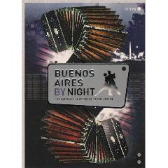 Buenos Aires By Night - Various Artists (CD + DVD)