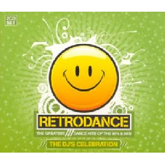 Retrodance 3 - The DJ's Celebration - Various Artists (CD)