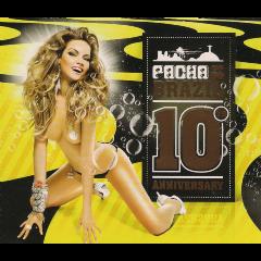 Pacha Brazil - 10th Anniversary - Various Artists (CD)