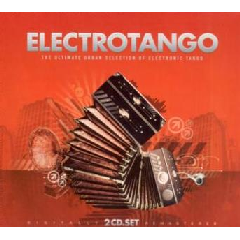 Electrotango - Various Artists (CD)