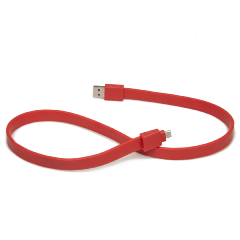 TYLT Micro USB Cable - Red