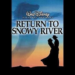 Return to Snowy River - (Region 1 Import DVD)