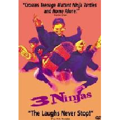 3 Ninjas - (Region 1 Import DVD)