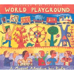 World Playground - A Musical Adventure - Various Artists (CD)