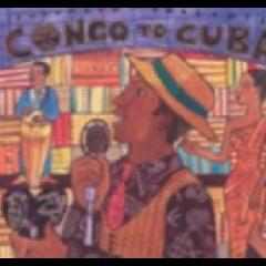 Congo To Cuba - Various Artists (CD)