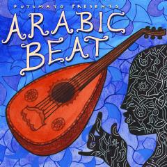 Arabic Beat - Various Artists (CD)