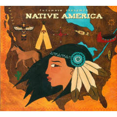 Native America - (Import CD)