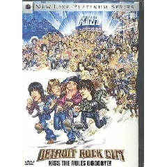 Detroit Rock City - (Region 1 Import DVD)