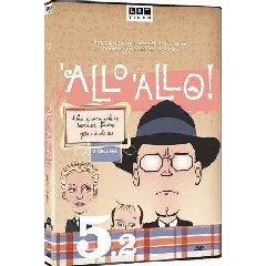 Allo Allo Complete Series 5:Part 2 - (Region 1 Import DVD)