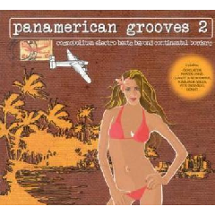 Panamerican Grooves 2 - Various Artists (CD)