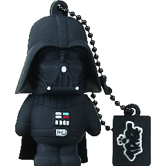 Starwars Darth Vader USB Flash Drive - 8GB