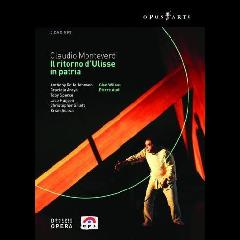 Monteverdi- Bbc Opus Arte Dvd - Il Ritorno D'ulisse In Patria (DVD)