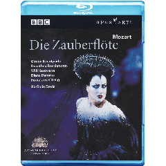 Mozart: Magic Flute  - Mozart: Magic Flute  (Blu-ray Disc)
