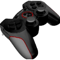 Gioteck PS3 VX2 Wireless Controller (Bluetooth)