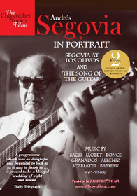 Andres Segovia In Portrait - Various Artists (CD)