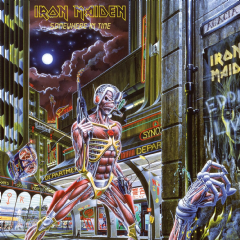 Iron Maiden - Somewhere In Time (Vinyl)