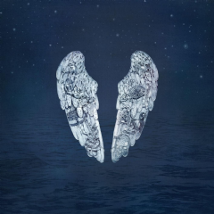 Coldplay - Ghost Stories (CD)