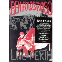 Folds Ben - Ben Folds & Waso Live In Perth (DVD)