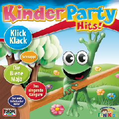Children - Kinder Party Hits (CD)