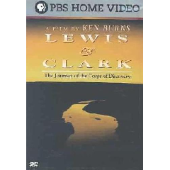 Film by Ken Burns - Lewis & Clark: The Journey of the Corps of Discovery - (Region 1 Import DVD)