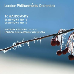 Lpo/vladimir Jurowski - Symphonies Nos.4 & 5 (CD)