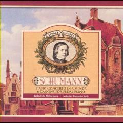 Ernst Groschl / Nordeutsche Philharmonie / Joseph Berger / Hans Becker - Foss - Piano Concerto / Canons For Organ (CD)