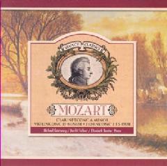 Clarinet Concerto / Violin Concerto / Horn Concerto - Various Artists (CD)