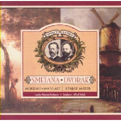 Ma Vlast / Stabat Mater - Various Artists (CD)