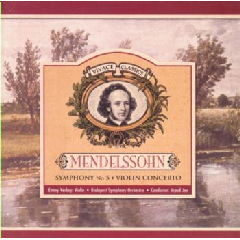 Budapest Symphony Orchestra - Violin Concerto / Symphony #5 / Songs Without Words / Spring Song (CD)