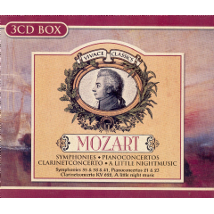 Symphonies & More - Various Artists (CD)